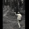 Ryszard_Kaja_ojciec w lesie fot P Kaja